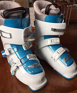 Ski boots, Downhill, Youth