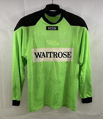 Forest Green Rovers Matchworn GK Football Shirt 1997/98 (L) ICIS G353 image