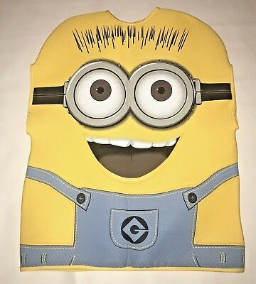 Despicable Me Jorge Minion Boys Halloween Costume Size S 4-6 Rubies Foam Tunic  - Minion Costume Boys