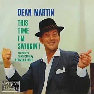 Dean Martin - This Time I'm Swingin'! CD