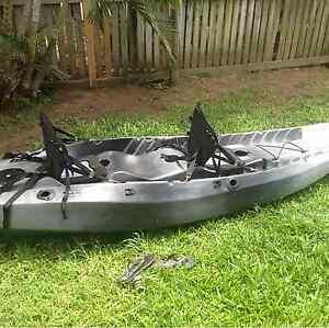 Fishing kayak Mount Louisa Townsville City Preview