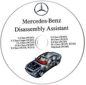 Mercedes w210 manual ebay for Mercedes benz workshop manuals