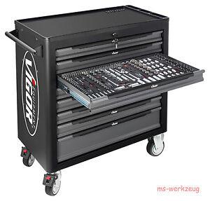 VIGOR 1000 XL Werkstattwagen mit 8 Schubladen