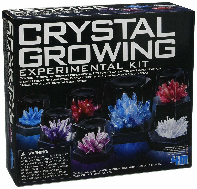 Experiment Set Ty8894 Crystal