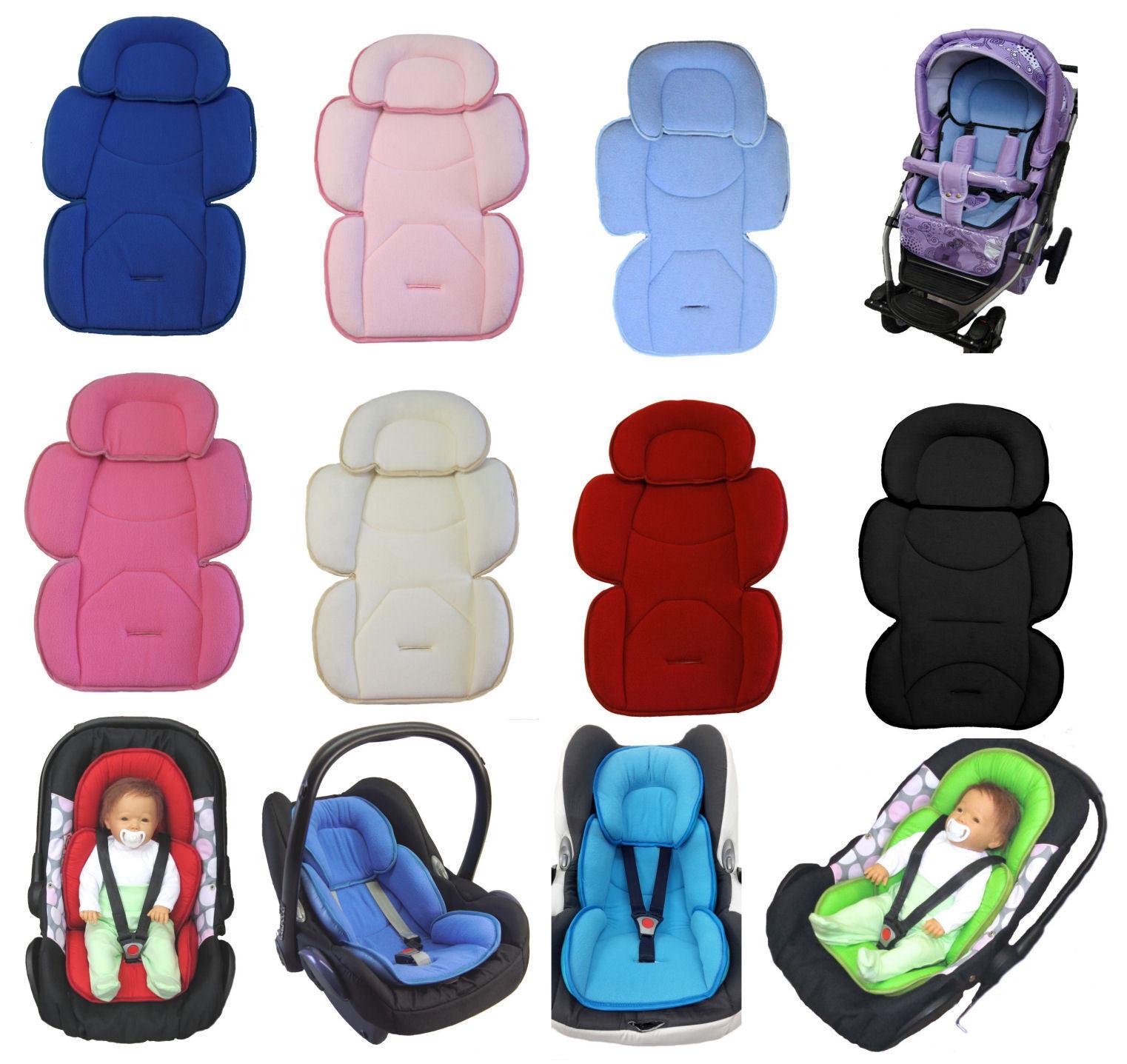 Sitzverkleinerer Baby Kind für Auto Kindersitz und Babyschale Hochstuhl Einsatz