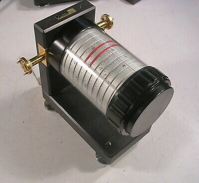 Milltech Drf-12-r0000 Waveguide Direct Reading Frequency Meter 75 To 110 Ghz