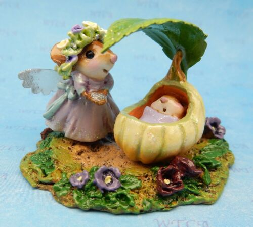 Wee Forest Folk PIXIE DUST, M-448x Mouse Expo 2018 Event Fairy Lavender
