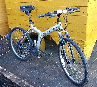 Challenge folding bike - adult; used