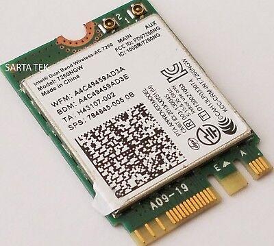 CA78 793747-856 793840-001  OEM HP WIRELESS BLUETOOTH CARD ENVY M7-U M7-U009DX