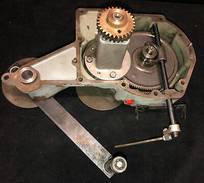 Genuine Hobart 1712 Commercial Meat Slicer Automatic Carriage Gear Box . Our 1