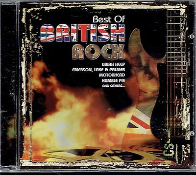 Best of British Rock - Recorded Live in Concert - See