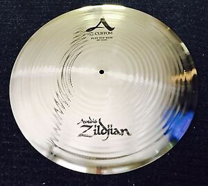 "20"" Zildjian A-Custom flat ride"