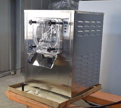 110v Commercial Hard Ice Cream Machine 1 Flavor Frozen Ice Cream Maker Equipment