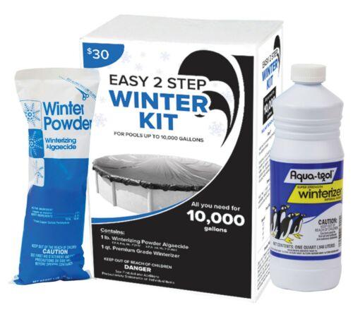 Swimming Pool Winter Kit > Powder & Liquid Winterizing >10,000 gallon *