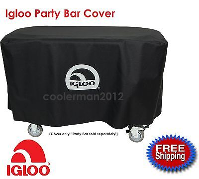 IGLOO PARTY BAR COOLER COVER FITS LIDDUP ALL PARTY BAR COOLERS