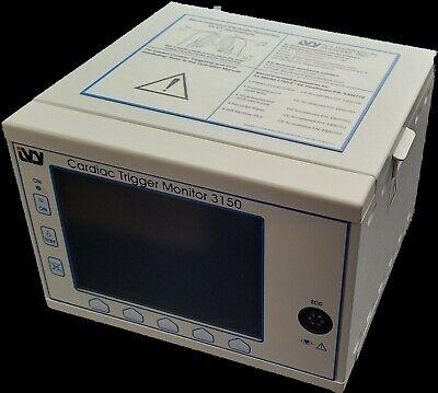 Ivy Biomedical 3150 Ecg Cardiac Trigger Monitor - Reconditioned