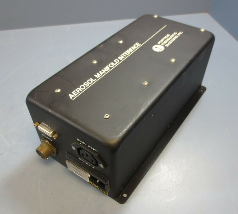 PMS Particle Measuring Systems Aerosol Manifold Interface AMI-24