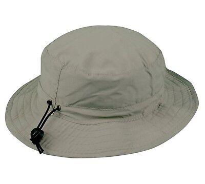 c5416f56adb CAP - GORE-TEX® BUCKET HAT 100% WATERPROOF BREATHABLE FLOATING KHAKI GRX-632