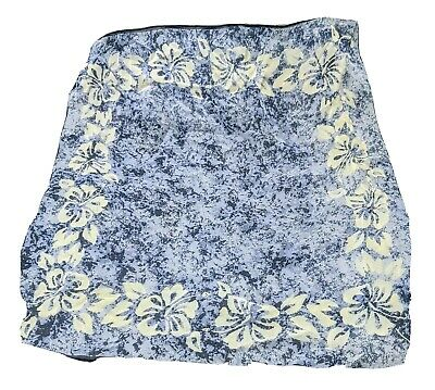 Vintage Scarf Styles -1920s to 1960s Vintage Petite Sophisticate Scarf Used 100% Silk 20