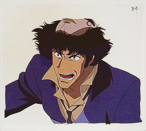 COWBOY BEBOP SPIKE ANIME PRODUCTION CEL 38