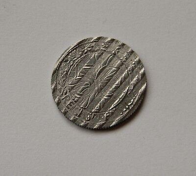 WEIMAR: 50 Reichspfennig 1937 D, J. 324, OFFIZIELL ENTWERTET !!!