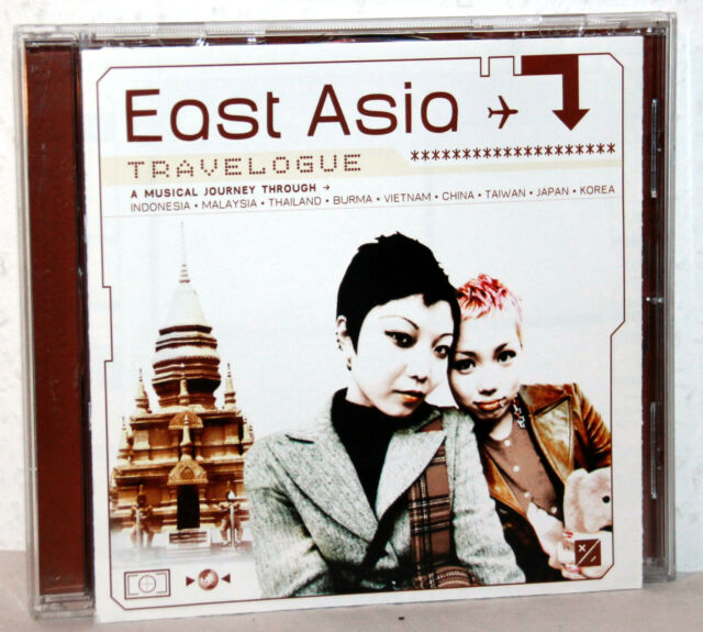 CD EAST ASIA - Travelogue