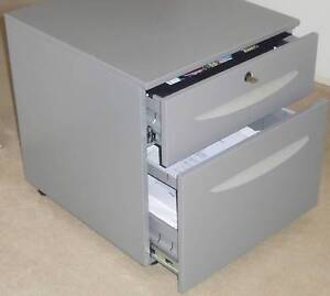 2 x Filling Cabinetts Grey Metal  NEED GONE Labrador Gold Coast City Preview