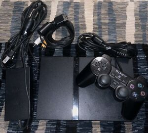 PS2 CONSOLE, PS2 + PS3 + PS4 GAMES ALL $100 or SOLD SEPARATELY