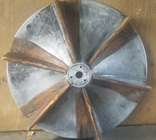 TYMCO 5011626 Coated Blower Fan for 210 and 435 Sweepers