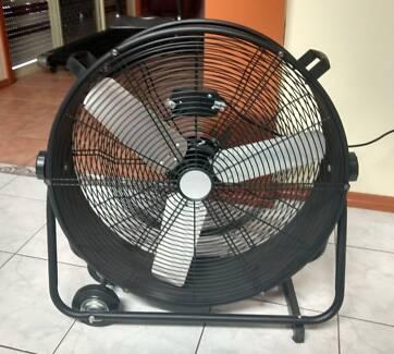60cm High Velocity Floor Fan. New in box.