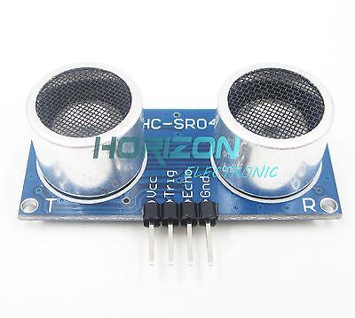 10pcs Ultrasonic Hc-sr04 Distance Transducer Sensor For Arduino Robot