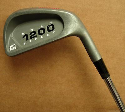 = Wilson Professional Golf 1994 Wilson 1200 Gear Effect Midsize Steel RH-R
