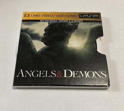 Angels & Demons (UMD, 2009) PSP - DISC ONLY