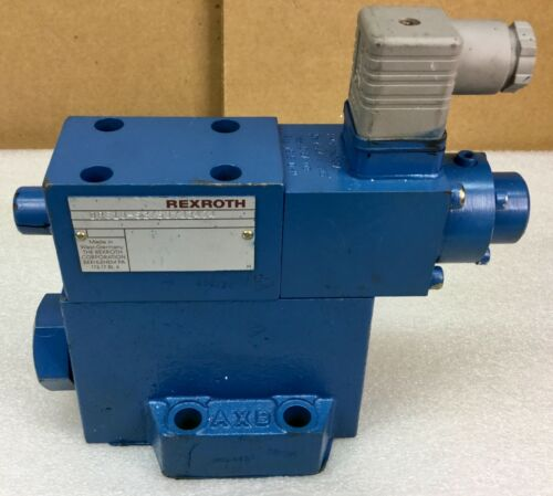 REXROTH DRE10-52/50YG24Z4 PROPORTIONAL PRESSURE REDUCING VALVE NEW NO BOX