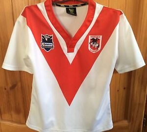 St George Illawarra NRL Shirt - Size 8 Birrong Bankstown Area Preview
