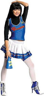 Veronica Archie Comic Riverdale Cheerleader Dress Up Halloween Adult Costume