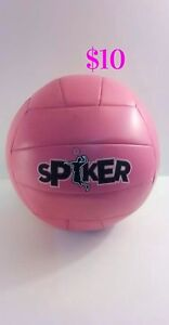 SPIKER VOLLEYBALL (Youth Size, New Condition)