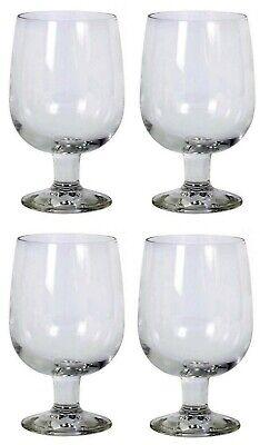 4x Red wine or Beer Glasses 460ml JAMIE OLIVER STYLE