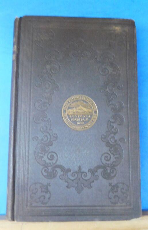 Railroad Jubilee, The Railroad Communication Between Boston and Canada 1852