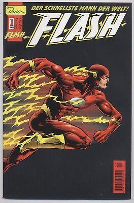 FLASH (deutsch) # 1 - ( ROTER BLITZ ) - DINO VERLAG 1999 - Z. 1-2