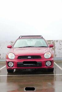 WRX Subaru Impreza 2002
