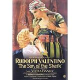 The Son of the Sheik (1926) 16mm Silent Feature Film Rudolph Valentino Classic