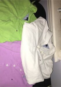 TOMMY POLO LOT DIFFERENT SIZES AVALIABLE!!!