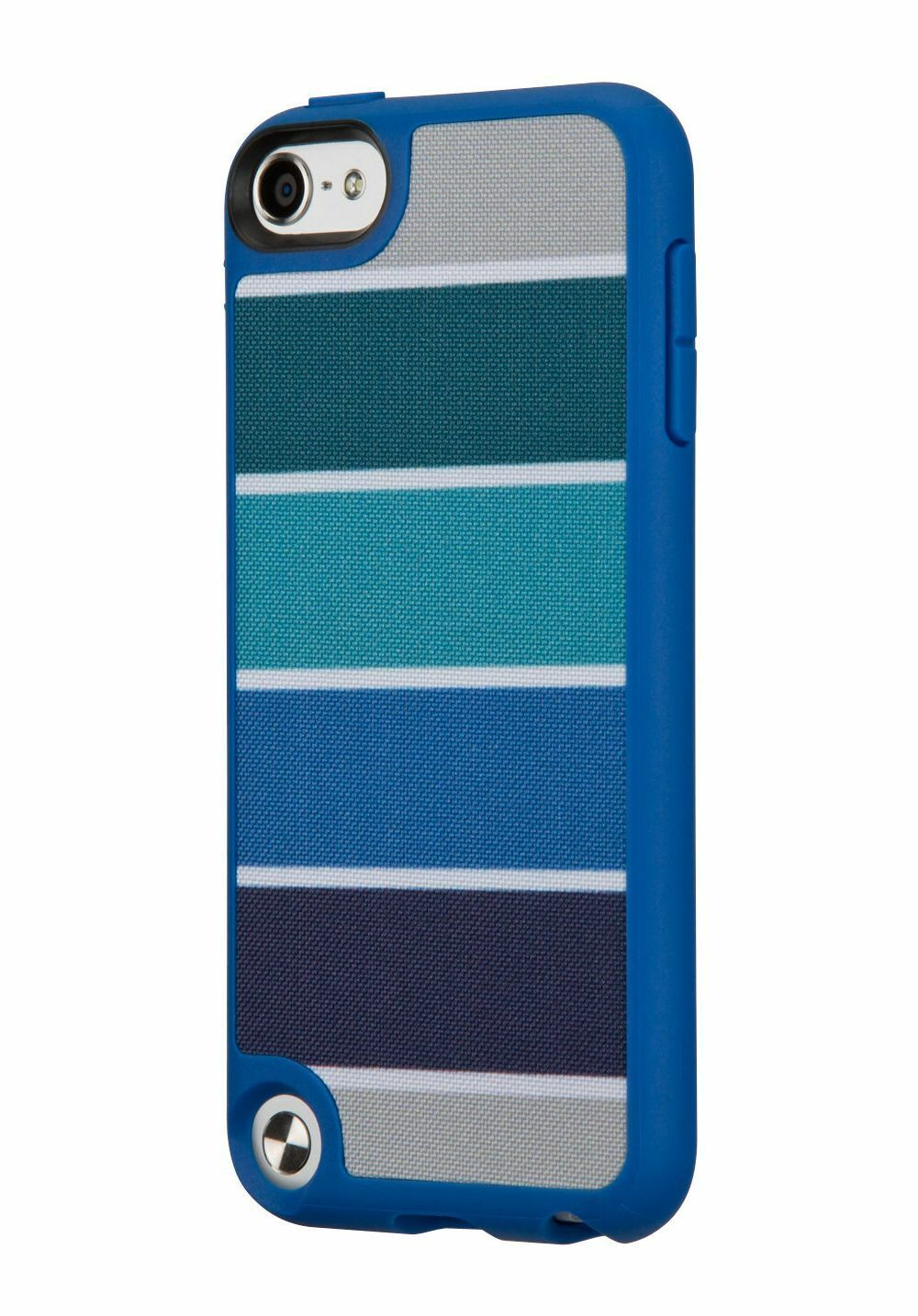 Color Bar Arctic Blue Speck Products FabShell Case for iPod Touch 5
