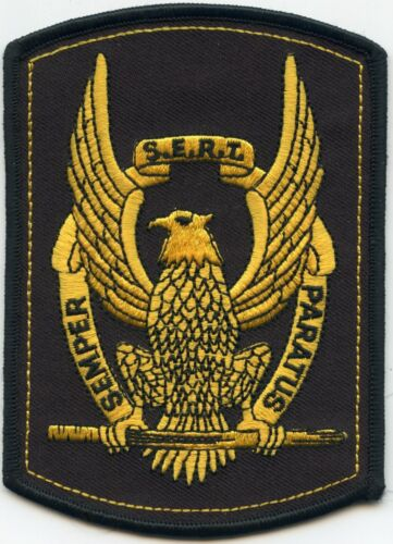 BEXAR COUNTY TEXAS TX Special Emergency Response SERT SWAT SHERIFF POLICE PATCH