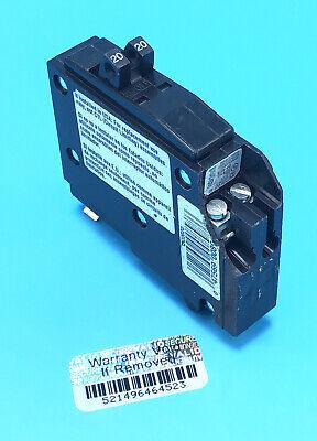 Circuit Breaker Square D Qo2020 20 Amp Two 1 Pole Duplex Tandem No Hook