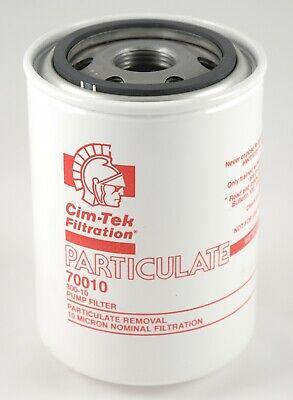 Cim-tek 70010 Centurion Gas Filter 300-10 10 Micron New