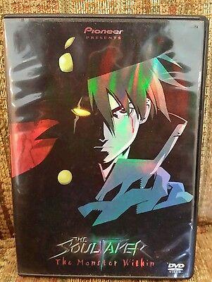 Soultaker - Vol. 1: The Monster Within (DVD, 2002) (Soultaker Movie)