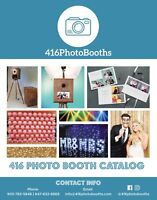 PHOTO BOOTH RENTALS!!