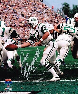 more photos b2b0d 56f69 Photos - Joe Namath Autograph - Trainers4Me